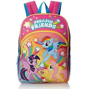 My Little Pony 16 Inch Large Backpack